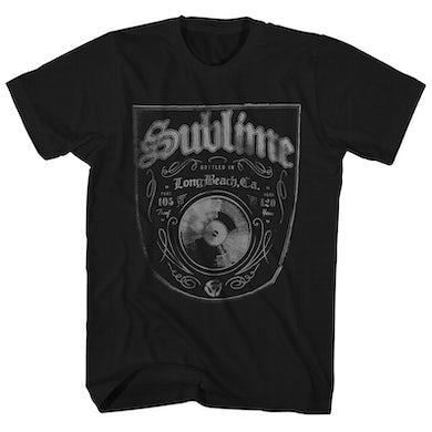 Sublime T-Shirt | Bottled In Long Beach Sublime Shirt