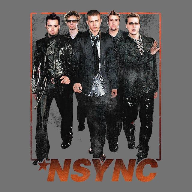 *NSYNC T-Shirt | Struttin' Group Walk *NSYNC Shirt