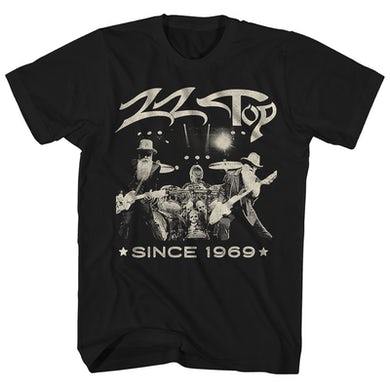 ZZ Top T-Shirt | Since 1969 ZZ Top Shirt