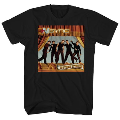 No Strings Attached Album Art Shirt