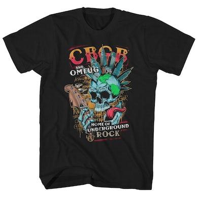 CBGB T-Shirt | Underground Rock CBGB Shirt