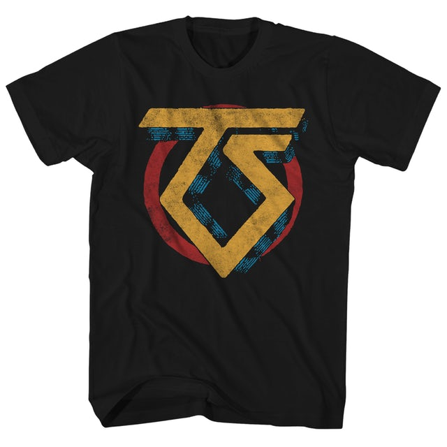 Twisted Sister T-Shirt   Official Logo Twisted Sister Shirt