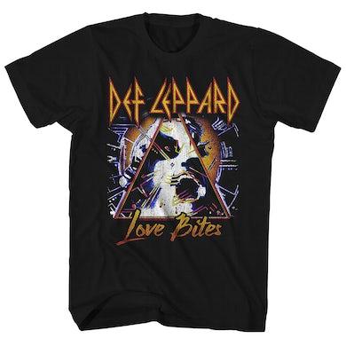 Def Leppard T-Shirt   Love Bites Def Leppard Shirt