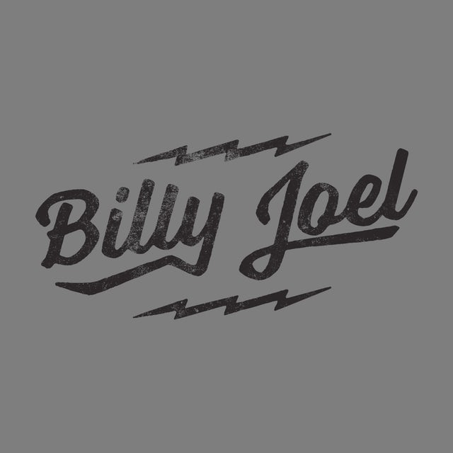 Billy Joel T-Shirt | Official Logo Billy Joel Shirt