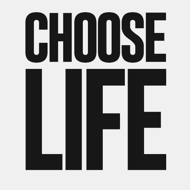 Wham! T-Shirt | Choose Life Logo Wham! Shirt