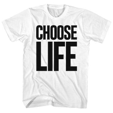 Choose Life Logo Shirt