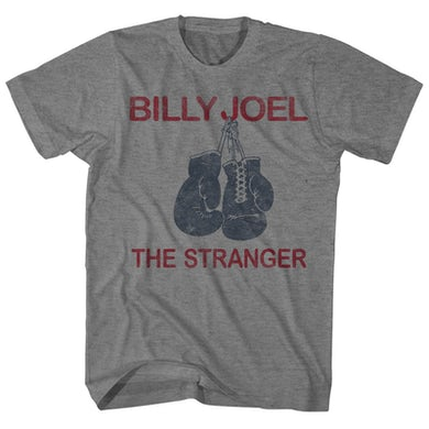 T-Shirt | The Stranger Boxing Gloves Billy Joel Shirt