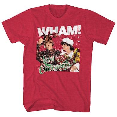Wham! T-Shirt | Last Christmas Wham! Shirt