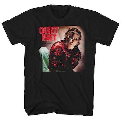 Quiet Riot T-Shirt | Metal Health Album Art Quiet Riot Shirt