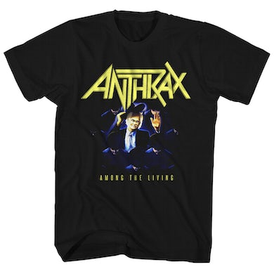 Among The Living Album Art Shirt
