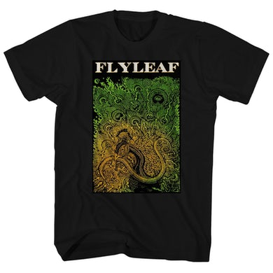 T-Shirt | New Horizons Album Art Flyleaf Shirt