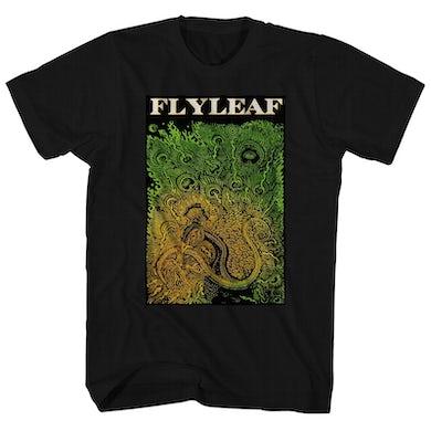 Flyleaf T-Shirt | New Horizons Album Art Flyleaf Shirt