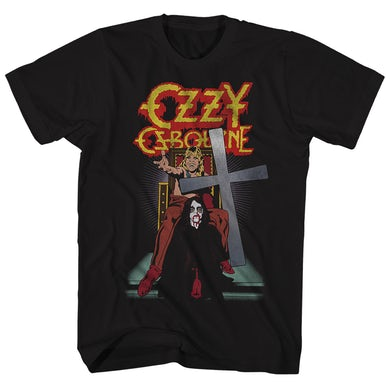 T-Shirt | Speak Of The Devil Ozzy Osbourne Shirt