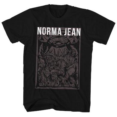 Norma Jean T-Shirt   UFO Sasquatch Norma Jean Shirt