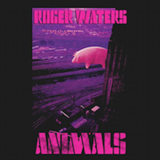 Pink Floyd T-Shirt | Roger Waters Animals Pink Floyd Shirt