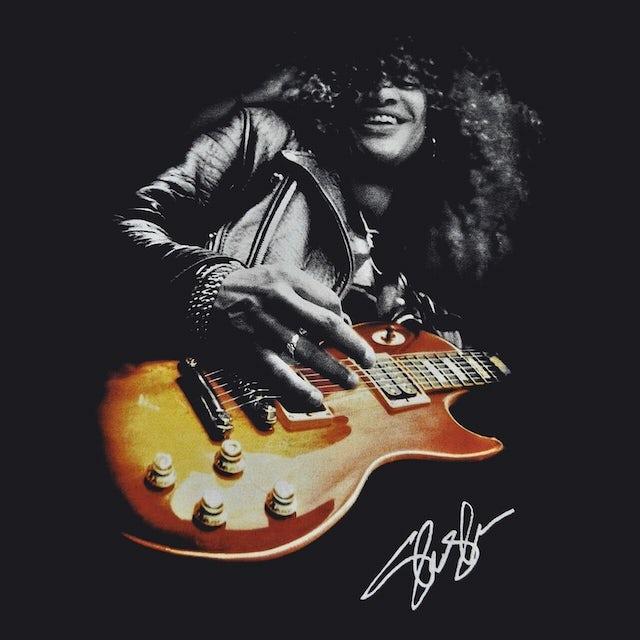 Guns N' Roses T-Shirt | Guitar Shredding Slash Signature Guns N' Roses Shirt
