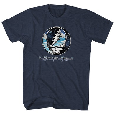 Steal Your Face Sky & Space Shirt