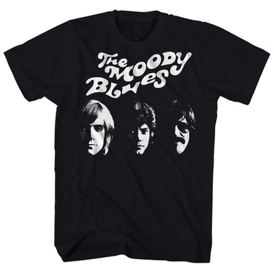 T-Shirt | Silhouettes The Moody Blues Shirt
