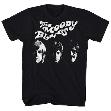 The Moody Blues T-Shirt | Silhouettes The Moody Blues Shirt