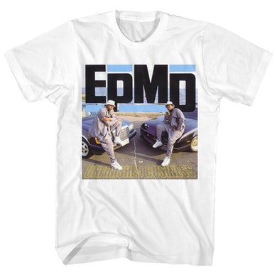 EPMD T-Shirt | Unfinished Business Album Art EPMD Shirt