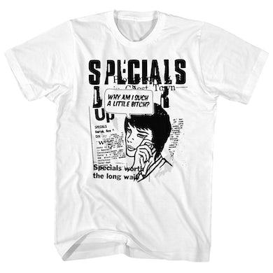 The Specials T-Shirt   Little Bitch The Specials Shirt