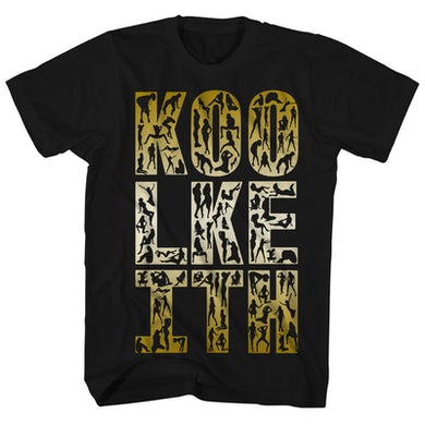 T-Shirt | Text Logo Kool Keith Shirt
