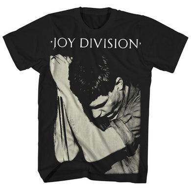 T-Shirt | Ian Curtis Vintage Rock Joy Division Shirt