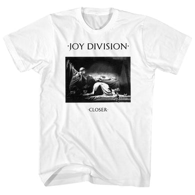 Joy Division T-Shirt | Closer Album Art Joy Division Shirt