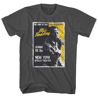 Otis Redding T-Shirt | Apollo Theater Otis Redding Shirt