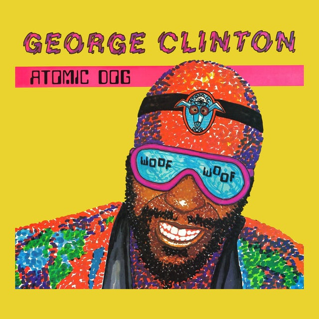 George Clinton T-Shirt   Atomic Dog George Clinton Shirt