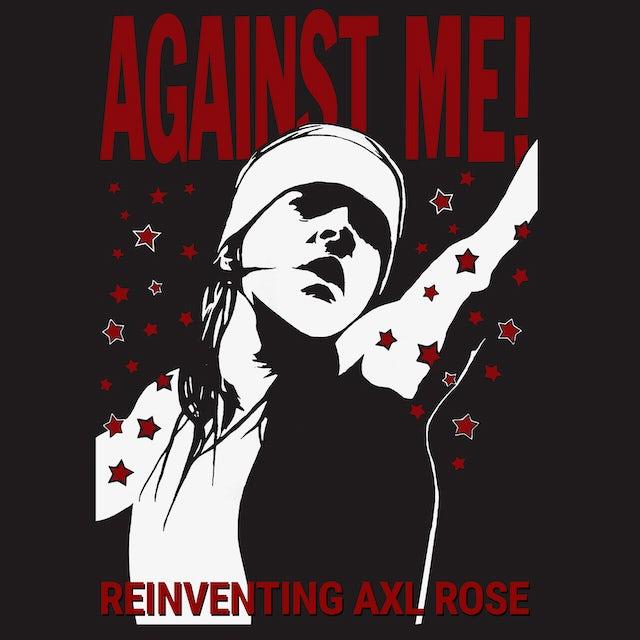 Against Me! T-Shirt   Reinventing Axl Rose Album Art Against Me! Shirt