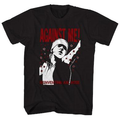 Reinventing Axl Rose Album Art Shirt