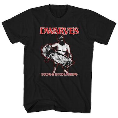 Dwarves T-Shirt | Young & Good Looking Dwarves Shirt