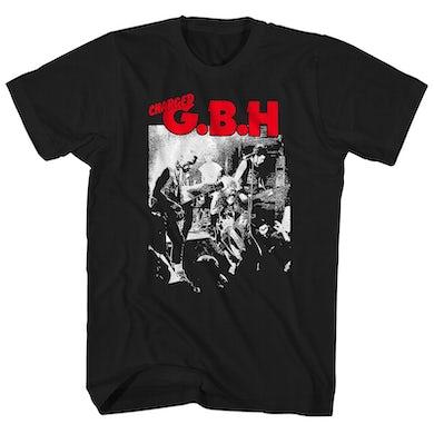 G.B.H. T-Shirt | Live Concert G.B.H. Shirt