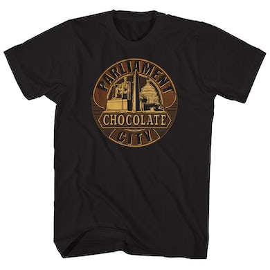 Chocolate City Album Art Shirt
