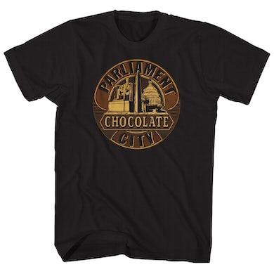 Parliament T-Shirt | Chocolate City Album Art Parliament Shirt