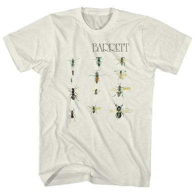 Syd Barrett T-Shirt | Barrett Album Art Syd Barrett Shirt
