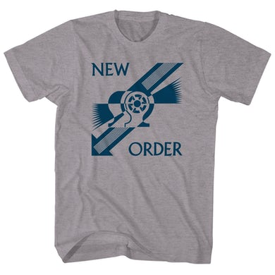 New Order T-Shirt | Everythings Gone Green Album Cover New Order T-Shirt