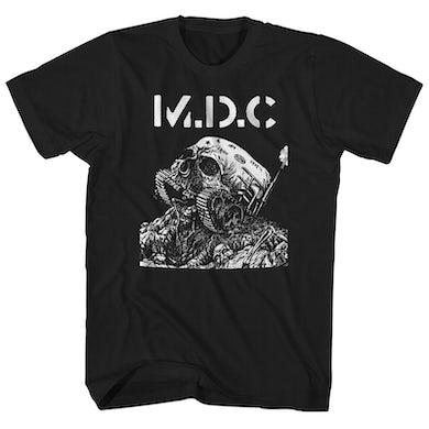 MDC T-Shirt | Skull Tank MDC Shirt
