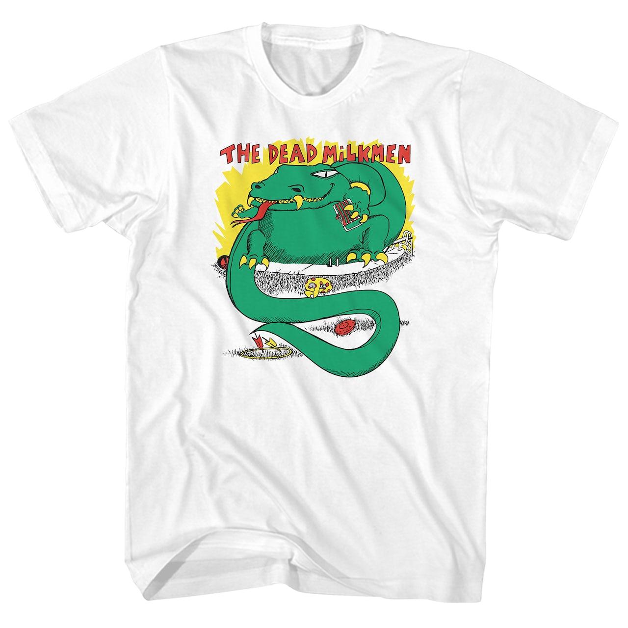 The Dead Milkmen T-Shirt | Big Lizard In My Backyard The ...