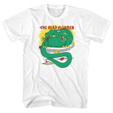The Dead Milkmen T-Shirt | Big Lizard In My Backyard The Dead Milkmen Shirt