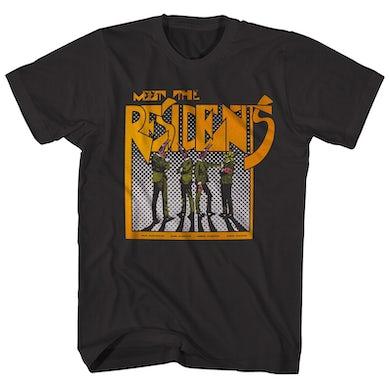 The Residents T-Shirt | Meet The Residents Shirt