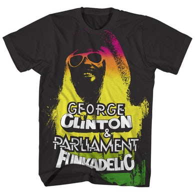 T-Shirt | George Clinton & Parliament Funkadelic Shirt