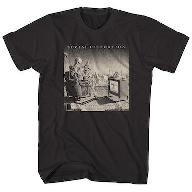 Social Distortion T-Shirt | Mommy's Little Monster Album Art Social Distortion Shirt