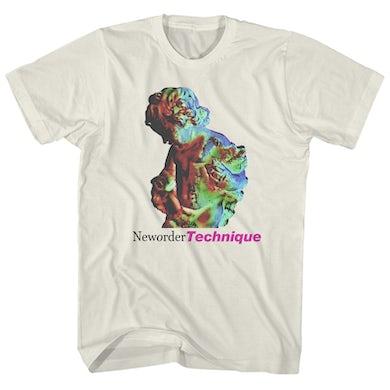New Order T-Shirt | Technique New Order Shirt