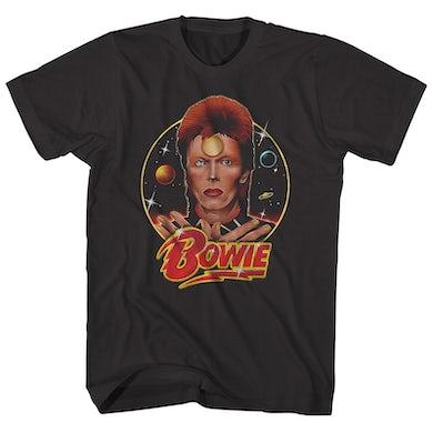 David Bowie T-Shirt | Space Oddity David Bowie Shirt