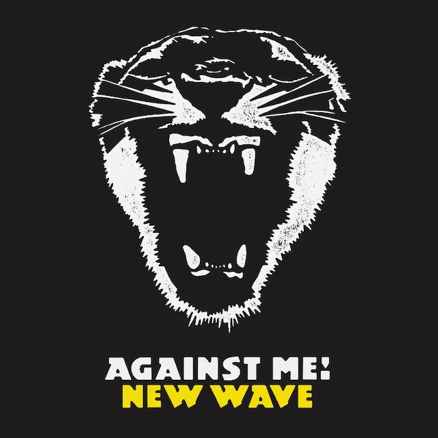 Against Me! T-Shirt | New Wave Album Art Against Me! Shirt