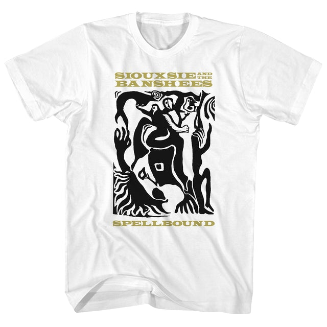 Siouxsie And The Banshees T-Shirt | Spellbound Siouxsie And The Banshees Shirt