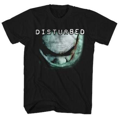 Disturbed T-Shirt | The Sickness Album Art Disturbed Shirt