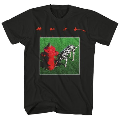 Rush T-Shirt | Signals Album Art Rush Shirt